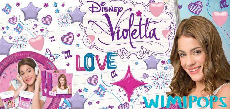 Festa compleanno Violetta