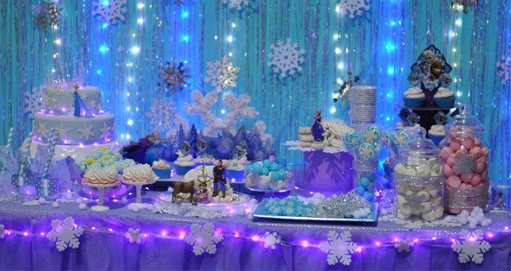 festa Frozen Northern Light