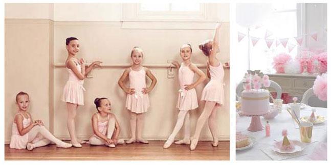 Festa compleanno Ballerina