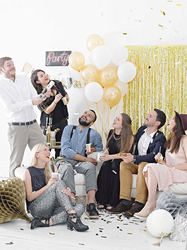 party oro