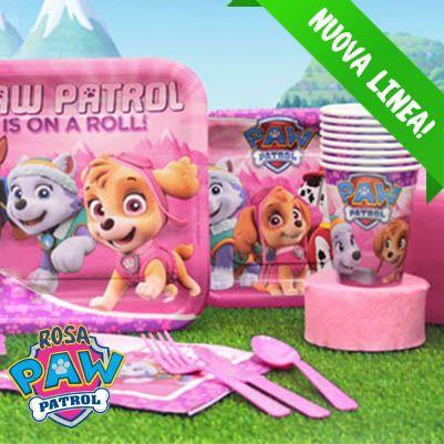 Paw Patrol Rosa