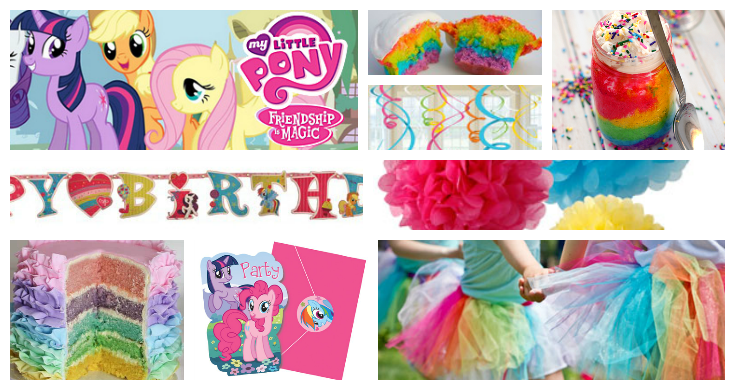 titolo my little pony