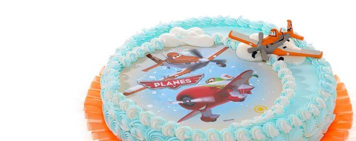 kit torta disney planes