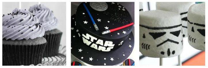 torte e dolci star wars