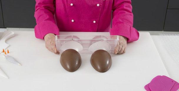 Uova di cioccolato Step 5
